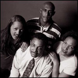 Willie Brown and family