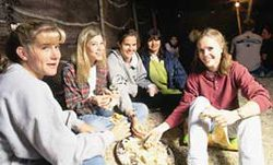 Bedouin feast