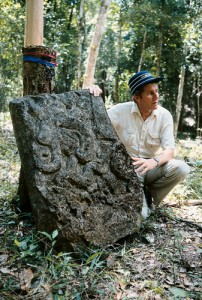 Some 20 years ago Matheny dug into El Mirador in the Guatemalan jungle and found it to be the oldest known Mayan city. In 1987 he wrote an article for National Geographic detailing his findings at the site.