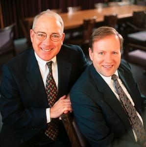 Dennis Wright and Robert Freeman