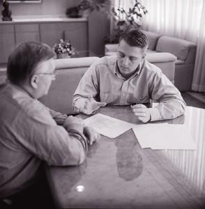 Ned Hill and Steve Albrecht
