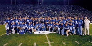 BYU College Football team