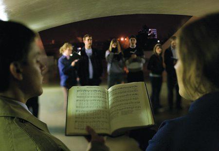 Tunnel Singing
