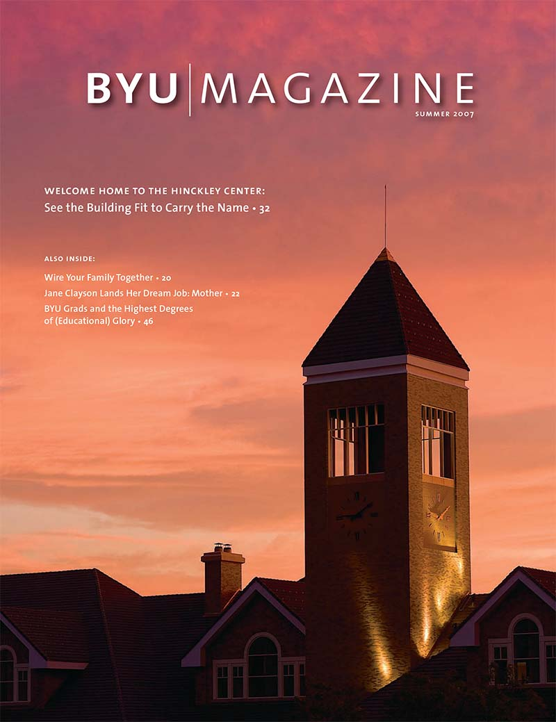 byu magazine essay contest Mckay school news mckay today magazine social student blog essay contest mckay school of education 301 mckb - byu provo.