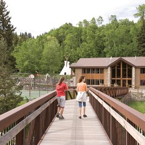 Aspen Grove Camps and Getaways