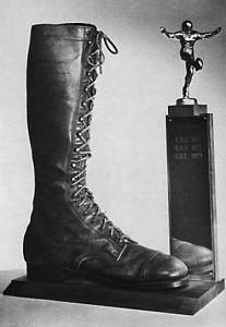 BYU Football Boot