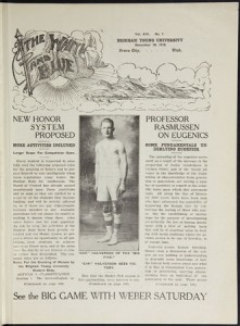 Student run newspaper