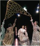 International Folk Dance Ensemble on Tour