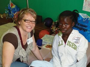 With Children's Surgery International, LouAnn Randall and her two brothers help heal lives—like Amuche's—on four continents.