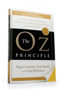The Oz Principle Book