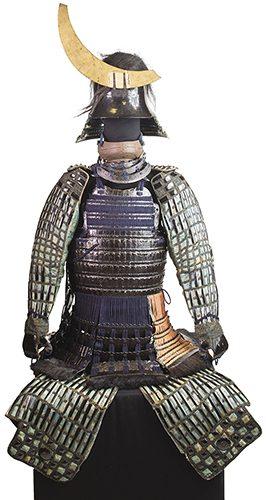 battle tested samurai armor shimazu clan