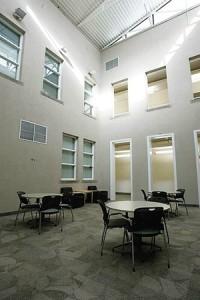Brimhall Building Atrium