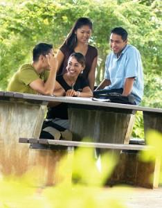 BYU-Hawaii students