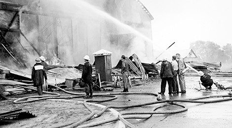 Firefighters 1964