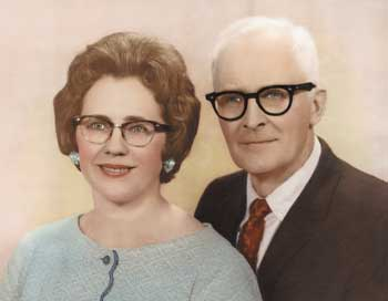 nibley and wife