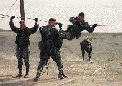 BYU army ROTC cadets