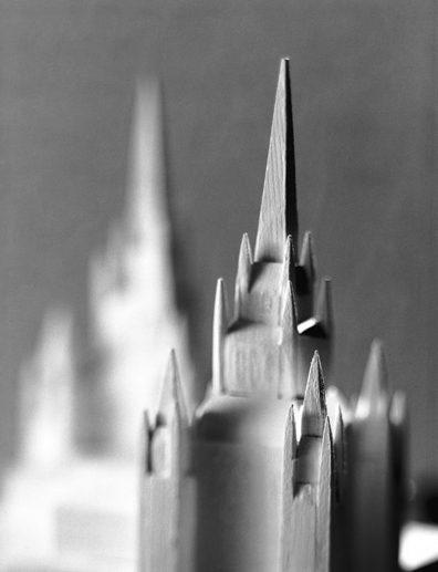 model temple Cowan