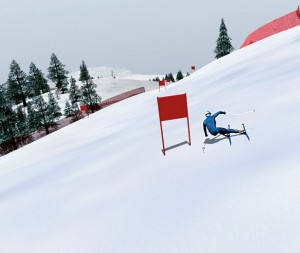 BYU students and professors made Olympic events virtually come to life.