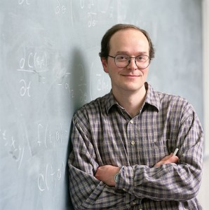 Assistant professor of mathematics John Dallon envisions a world where wounds leave no mark. He is developing complex equations to help medical researchers zero in on the cause and cure of scarring.