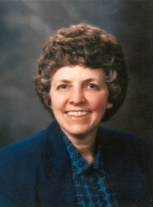 A nurse by training Mary Ellen Edmunds, '62, is a missionary by practice. She has served four missions for the Church of Jesus Christ and has taught at the mission home in Salt Lake City and at the Language Training Mission and the Missionary Training Center in Provo.