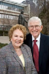 Ira and Mary Lou Fulton