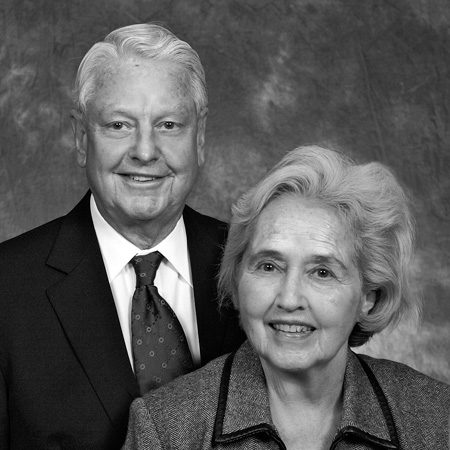 Jack and Mary Wheatley