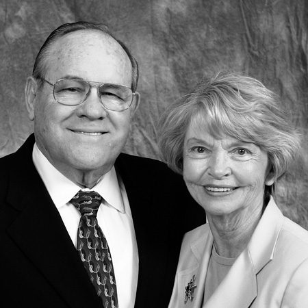Ross and Anita Farnsworth