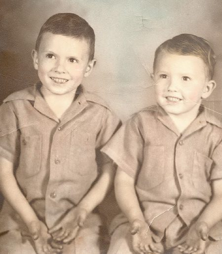 Todd and Lanny Britsch