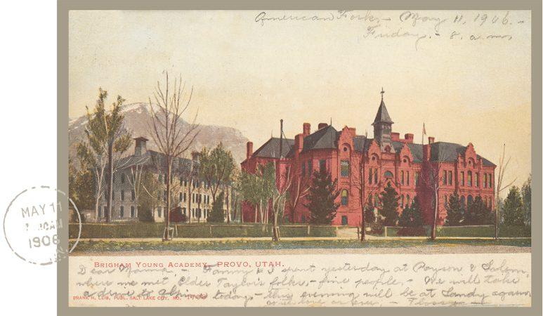 BYU Academy Building
