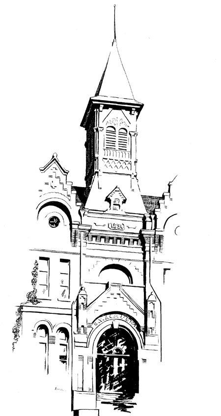 Academy Building 2