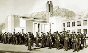 BYU and WWII