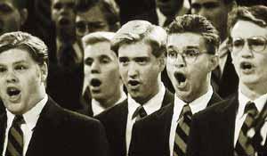 byu mens choir 1980