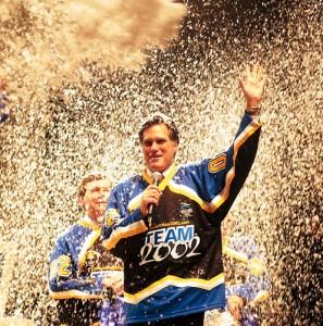 Mitt Romney Opening Ceremony