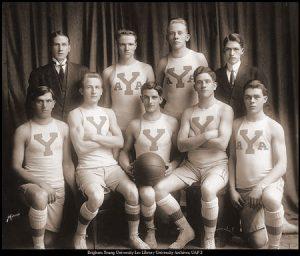 Basketball team BYA