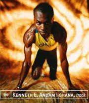 Kenneth Andam