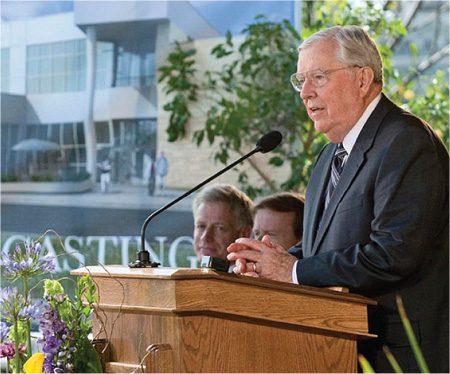 Elder M. Russell Ballard Summer 2009