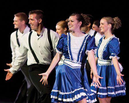 BYU Dance 2009