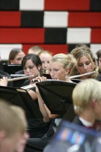 Laura Larsen flute