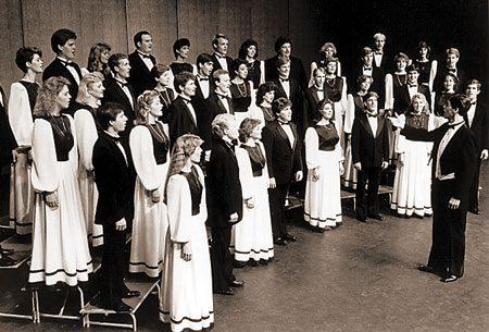 BYU Singers 25 Years Ago