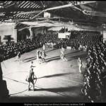 100 years ago Basketball