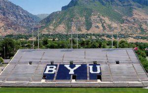 BYU Lavell Edwards Football Stadium