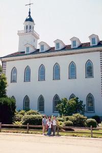 Kirtland temple
