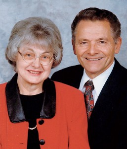 Ronald and Anna Marie Rex