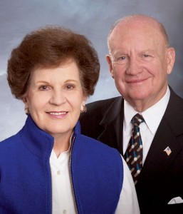 Stanley and Mary Ellen Smoot