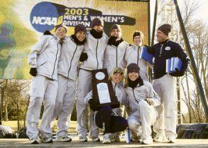 BYU Women's Cross Country Team