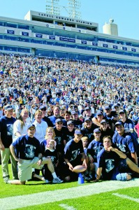 BYU Football Fans