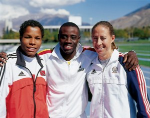 Olympic Athletes that are BYU alumni