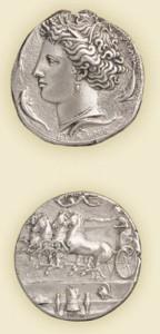 Greek Coin Dekadrachms