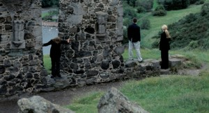 Edinburgh Ruins