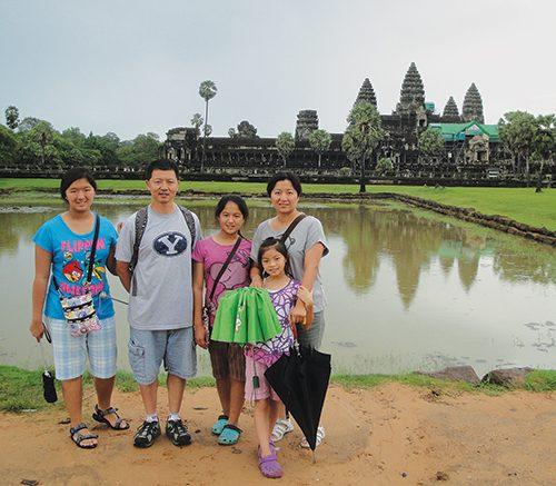 Cambodian Family Picor P. Lim